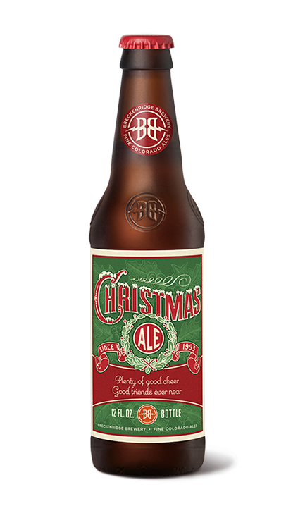 Breckenridge Brewery Christmas Ale at The Waiting Room