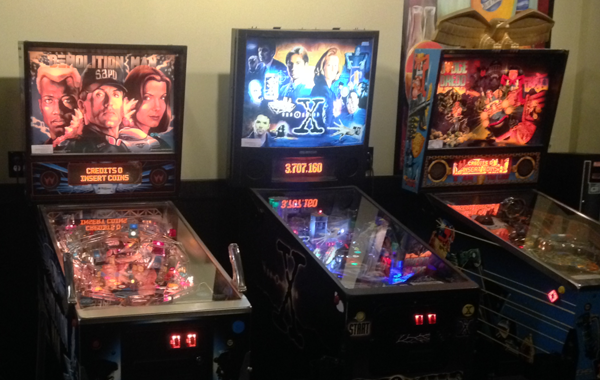 Pinball League at TWR - New session starts on March 1st!
