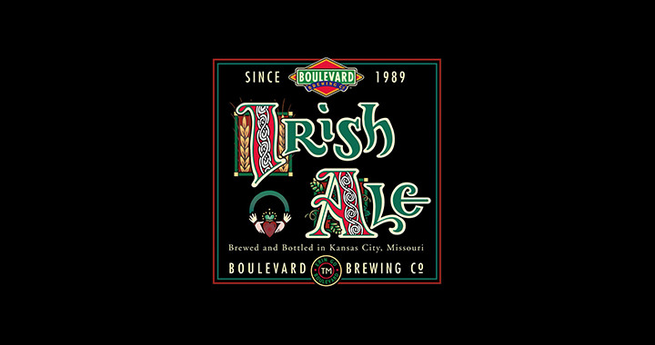 Boulevard Brewing Irish Ale is at Beer League @ TWR