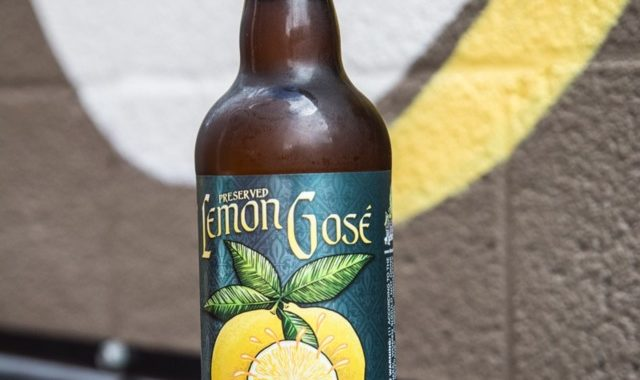 Preserved Lemon Gose